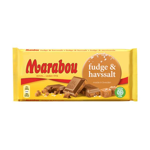 Marabou Fudge Meersalz