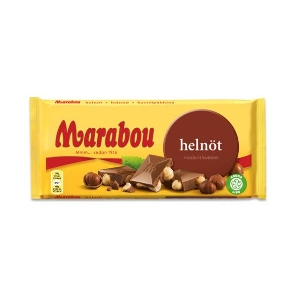 Marabou ganze Haselnüsse