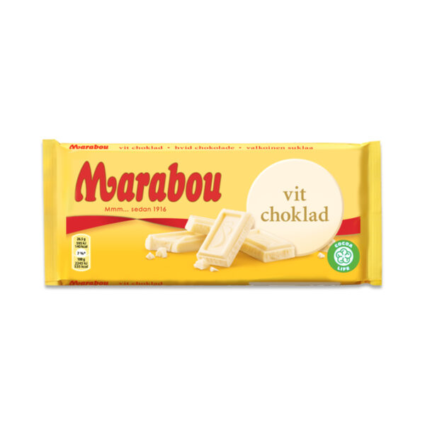 Marabou Weisse Schokolade