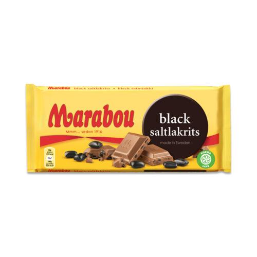 Marabou Salzlakritz