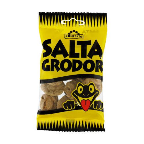 Konfekta Salta Grodor Salzige Frösche
