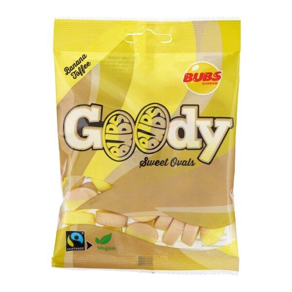 Bubs Goods Sweet Banane Toffee