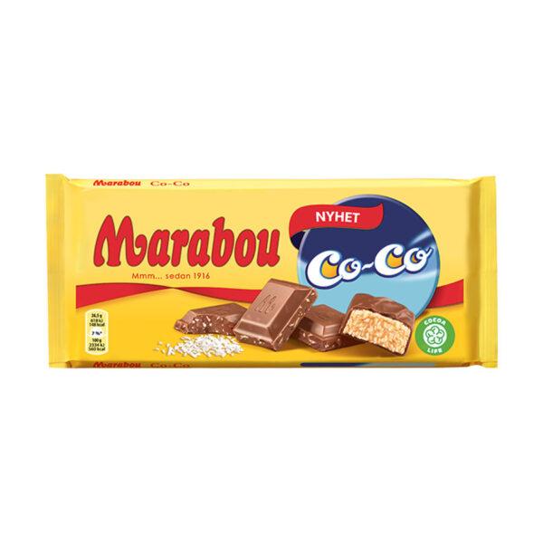 marabou kokos