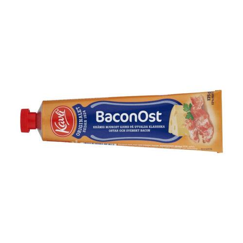 BaconOst Schmelzkäse mit Bacon Kavli