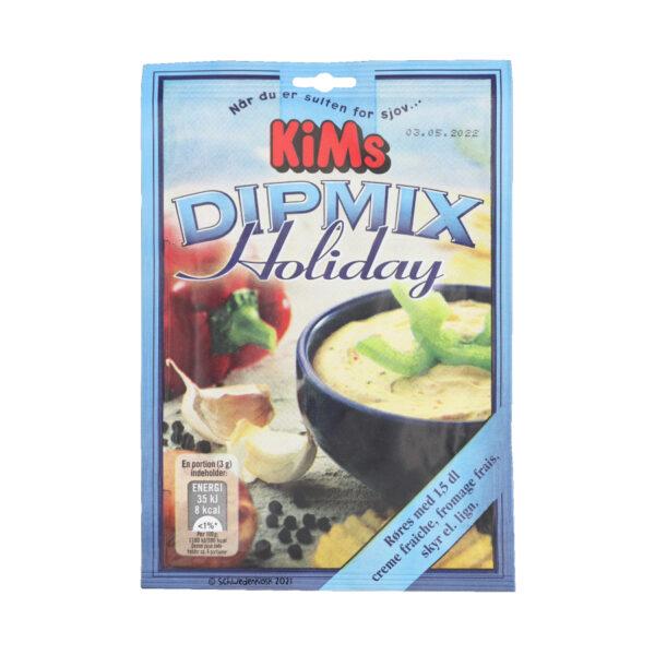Kims Dipmix Holiday