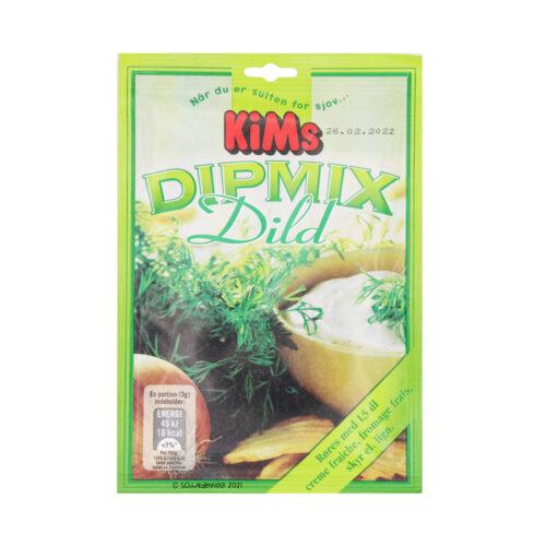 Kims Dipmix Dill