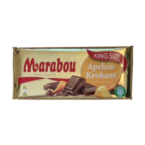 marabou appelsin xl