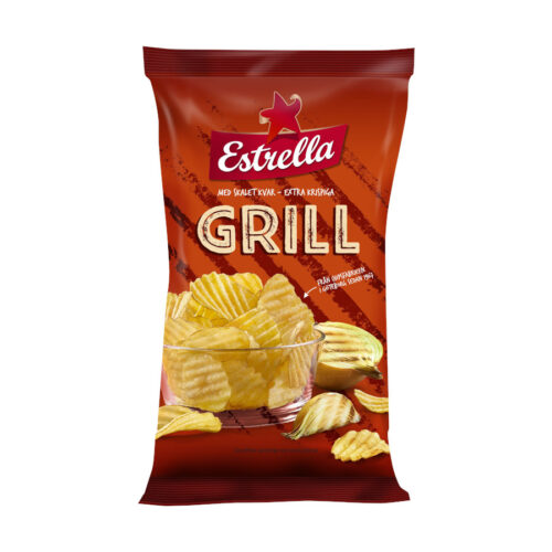 estrella grill chips